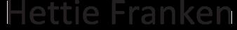 Hettie Franken Tekst & Beeld logo
